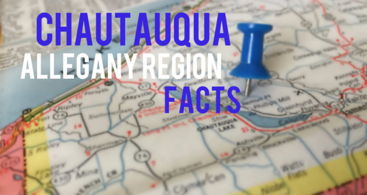 Chautauqua Allegany Region Facts - Featured Image