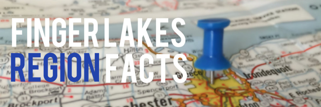 Finger Lakes Region Facts - Banner