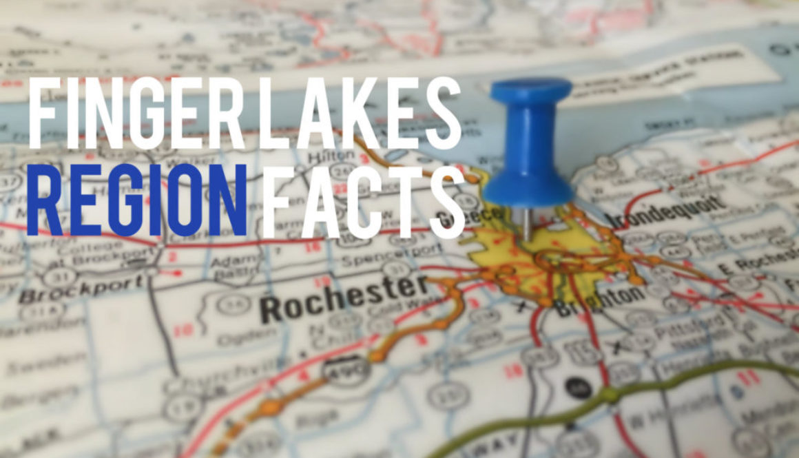 Finger Lakes Region Facts - Featured Image