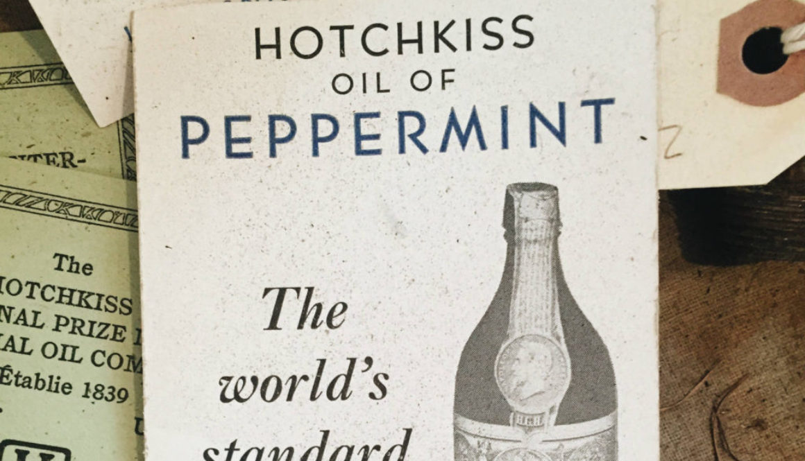 Hotchkiss Peppermint Oil - Featured Image