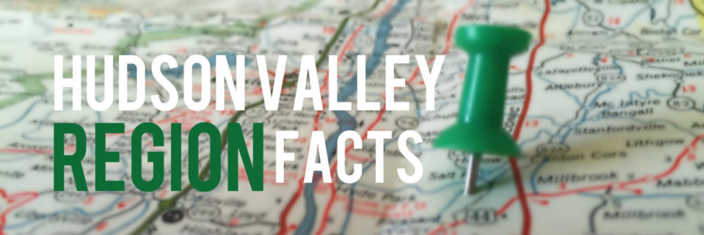 Hudson Valley Region Facts - Banner
