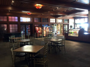 Cafe at the Woodstock Museum at Bethel Woods Performing Arts Center
