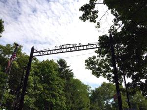 Brighton Cemetery in Rochester, New York