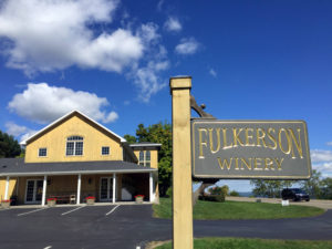 Fulkerson Winery in Dundee, New York
