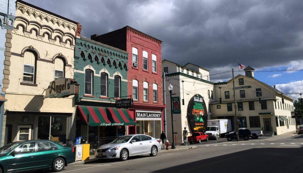 Strolling Through Penn Yan - Featured Image