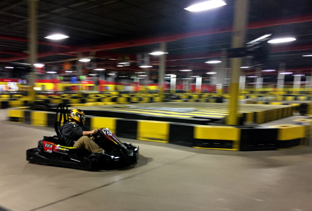 Pole Position Raceway in Rochester, New York