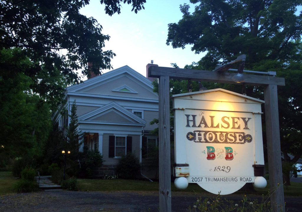 Halsey House Bed & Breakfast in Trumansburg, New York