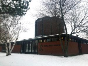 Temple B'rith Kodesh in Rochester, New York