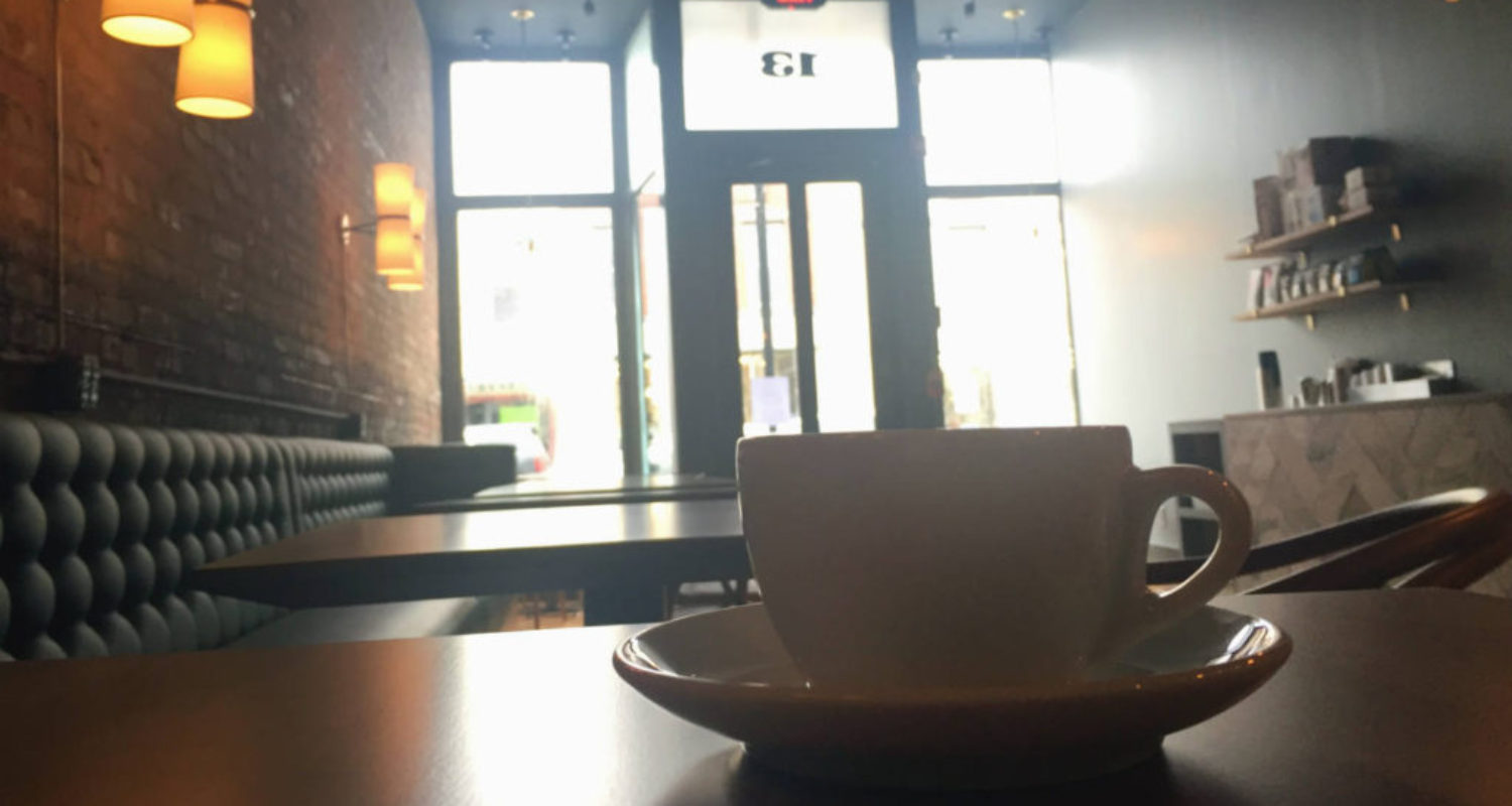 Publick Coffee Bar - Featured Image