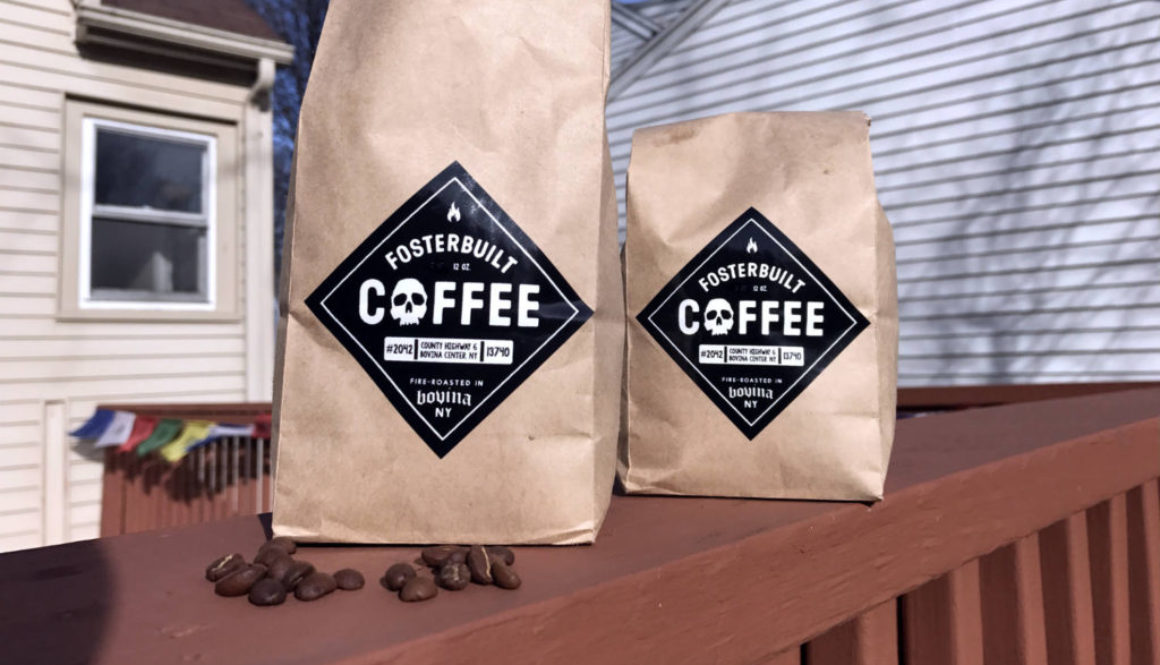 Fosterbuilt Coffee - Featured Image