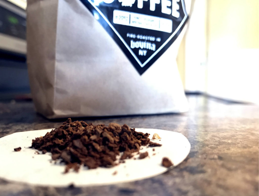Fosterbuilt Coffee Grounds