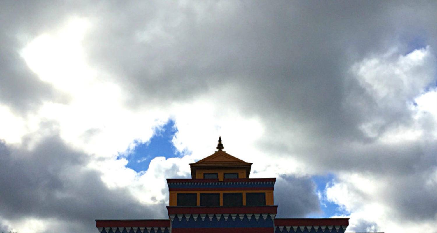 Namgyal Monastery - Featured Image