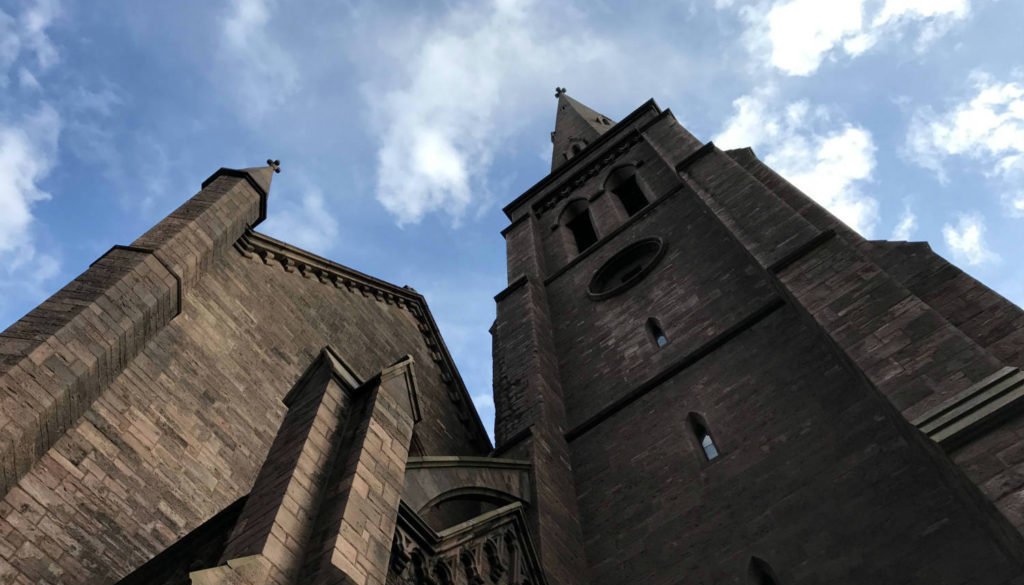 St. Paul's Episcopal Cathedral - Featured Image