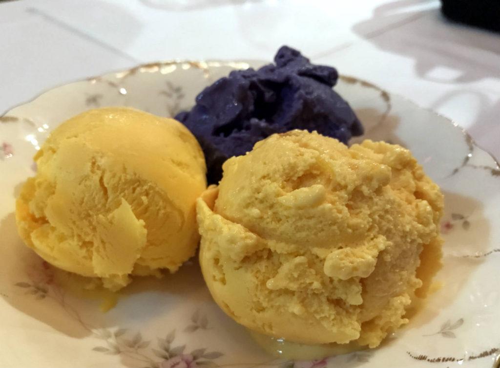 Ice Cream at Emmie's Global Cuisine in Utica, New York