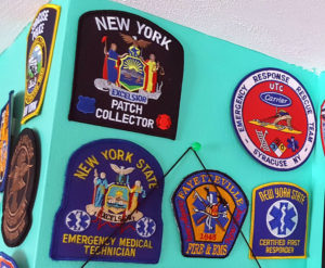 New York State Patch Collector Patch