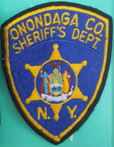 Onondaga County Sheriff's Department Patch