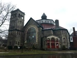 Porter Hall Karpeles Manuscript Museum in Buffalo, New York