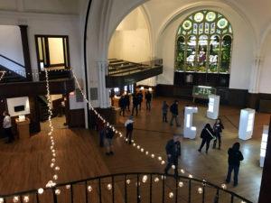 Buffalo IGers Meetup in the Karpeles Manuscript Museum in Buffalo, New York