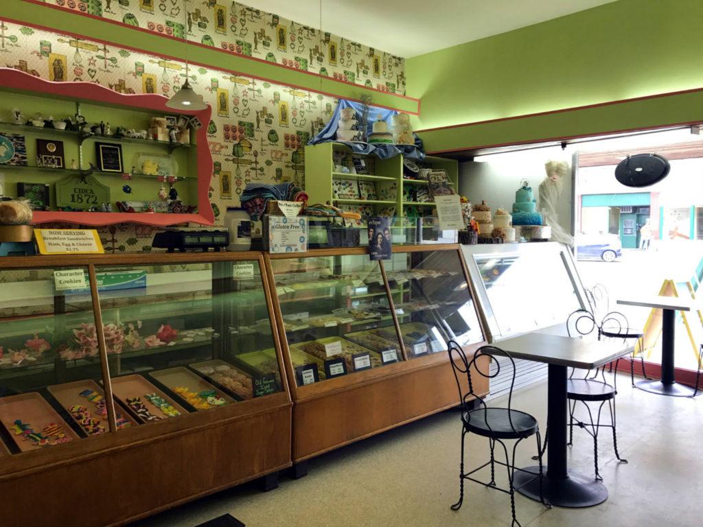 Betty Kay Bake Shop in Bath, New York