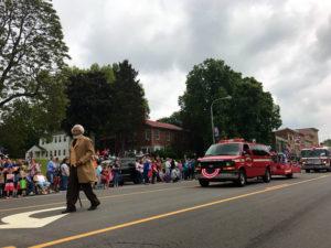 Memorial Day Parade in Waterloo, New York