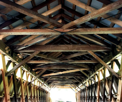 Beaverkill Covered Bridge - Featured Image