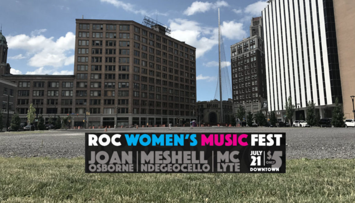 ROC Women's Fest - Featured Image