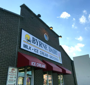 Byrne Dairy Convienence Store in Canandaigua, New York