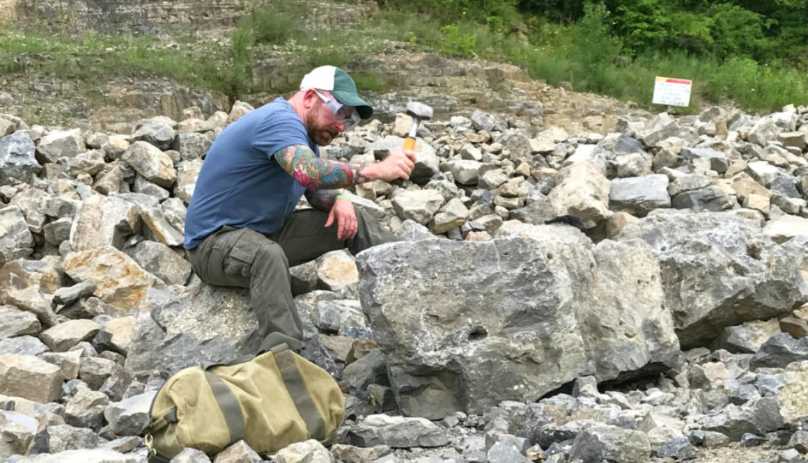 Mining for Herkimer Diamonds - Featured Image