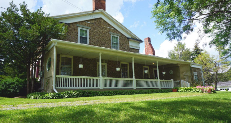 Barden Cobblestone Home - Featured Image