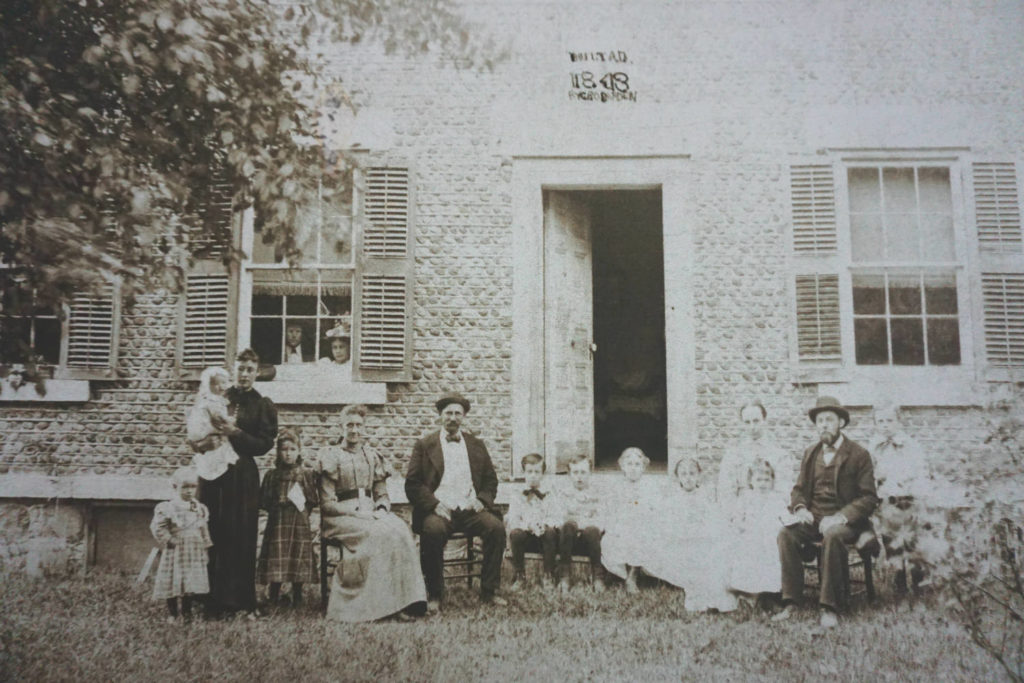 The Barden Family of Penn Yan, New York