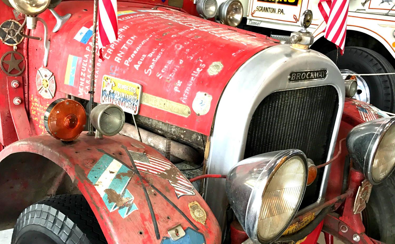 """Brockway """"El Viejo"""" Firetruck - Featured Image"""