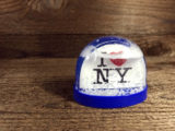 I Love New York Snowglobe Collectible