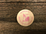 Waterloo, New York Wooden Nickel