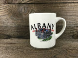 Albany, New York State Capital Coffee Mug