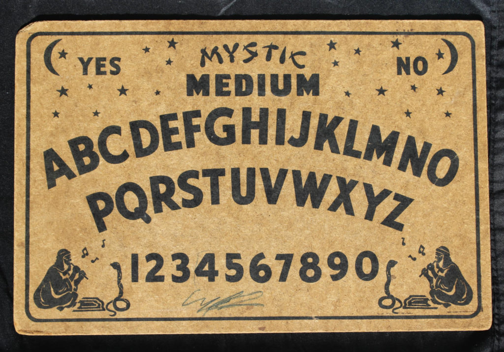 Mystic Medium Ouija Board