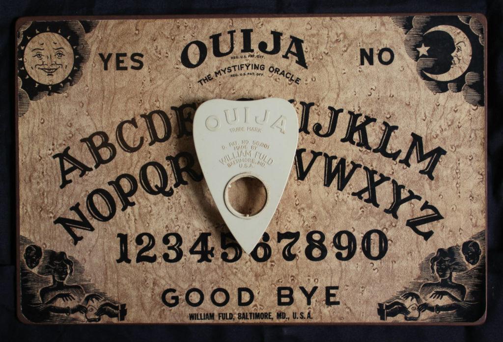 William Fuld Ouija Board