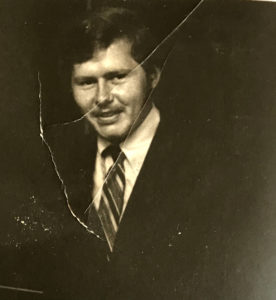 David Bruce Kohler in 1972