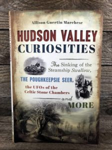 Hudson Valley Curiosities Book Front Cover