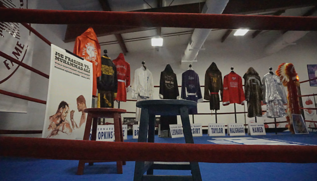 International Boxing Hall of Fame - Featured Image