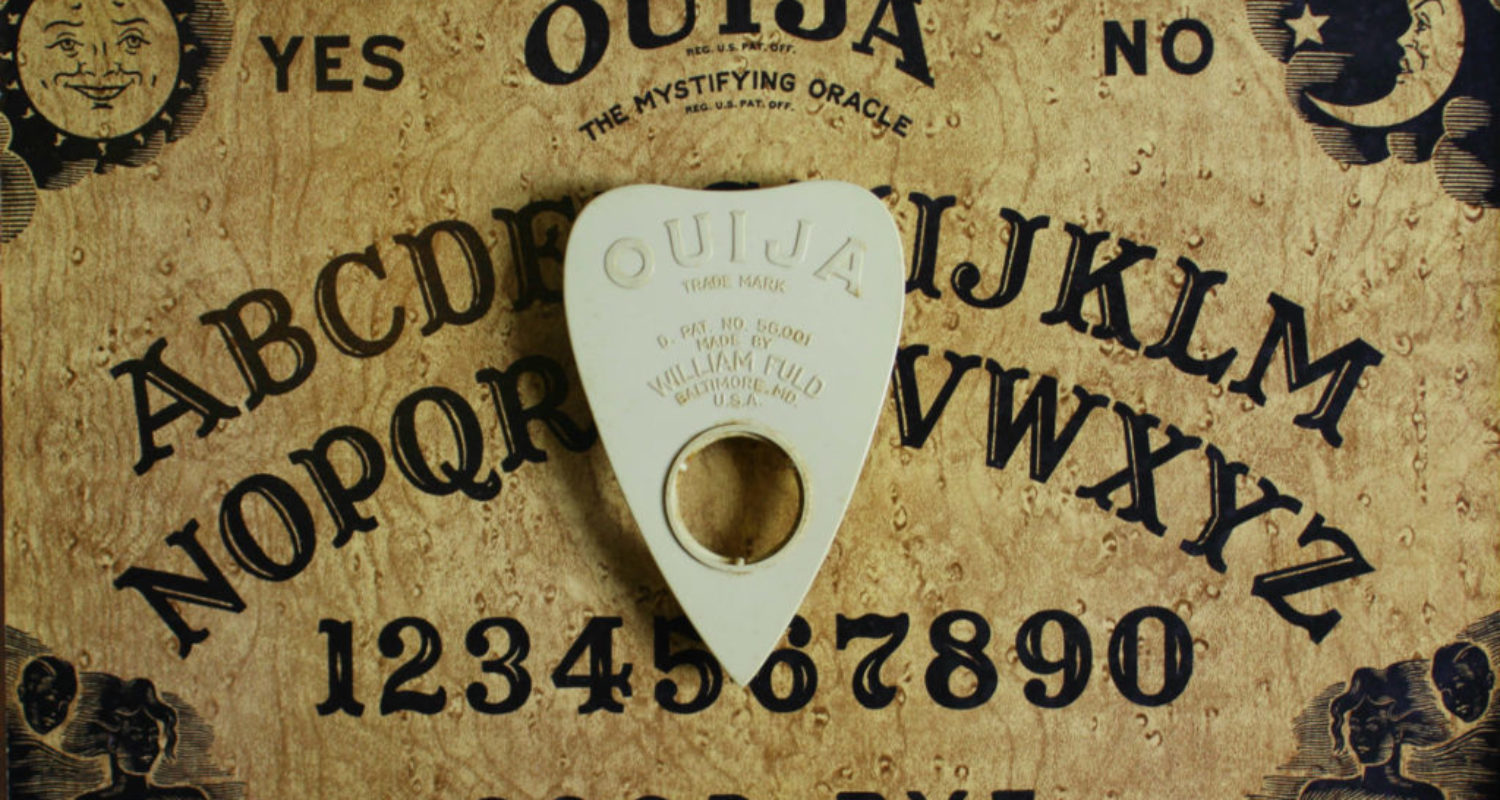 Ouija Board Collection in Schenectady - Featured image