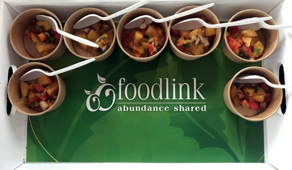Foodlink at FEAST in the Finger Lakes at the Cracker Factory in Geneva, New York