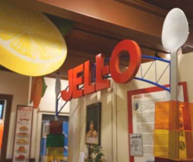 Jell-O Gallery and Museum - Featured Image