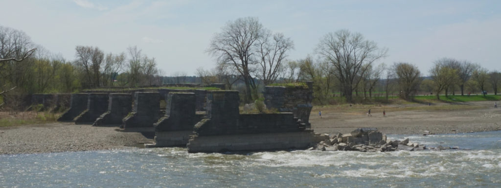 Former Erie Canal Aqueduct at Schoharie Crossing