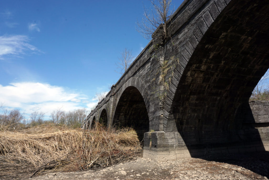 Arch Bridges of the Schoharie Crossing Erie Canal Bridge