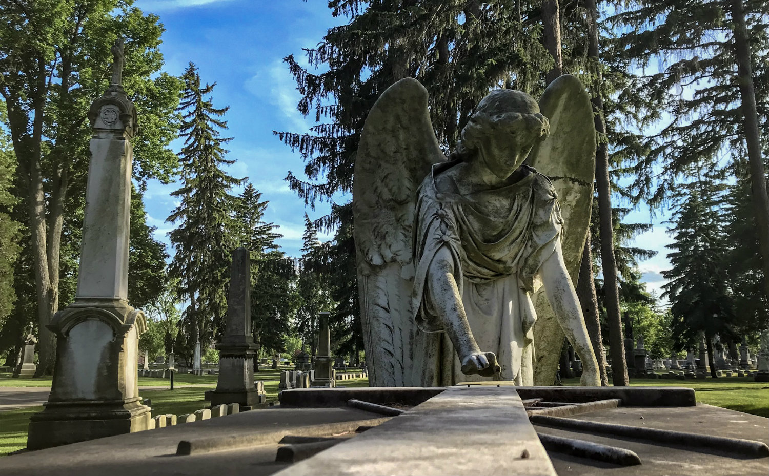 Finding the Famous Graves in Rochester - Featured Image