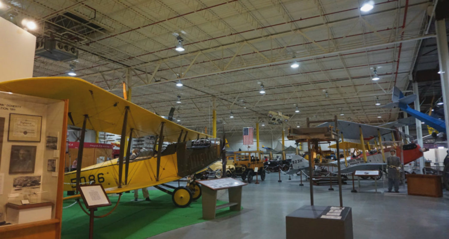 Glenn Curtiss Museum - Featured Image