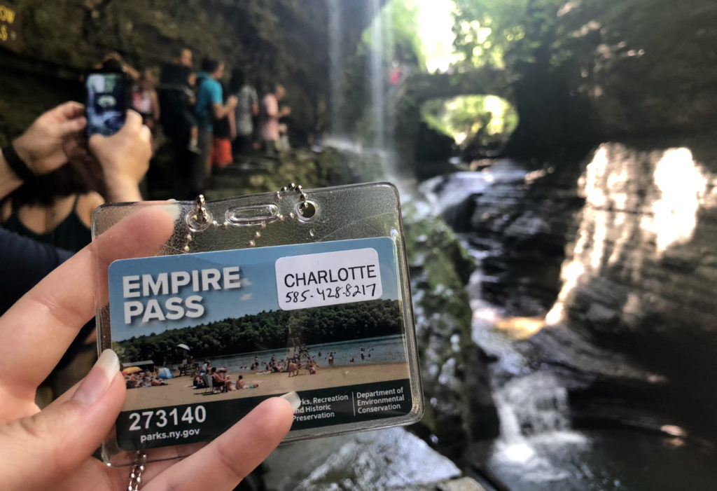 New York State Empire Pass at Watkins Glen