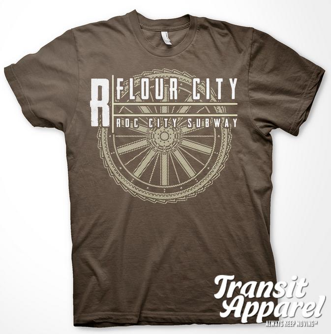 Transit Apparel Flour City T-Shirt