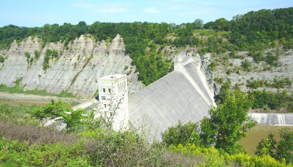 Mt. Morris Dam - Featured Image
