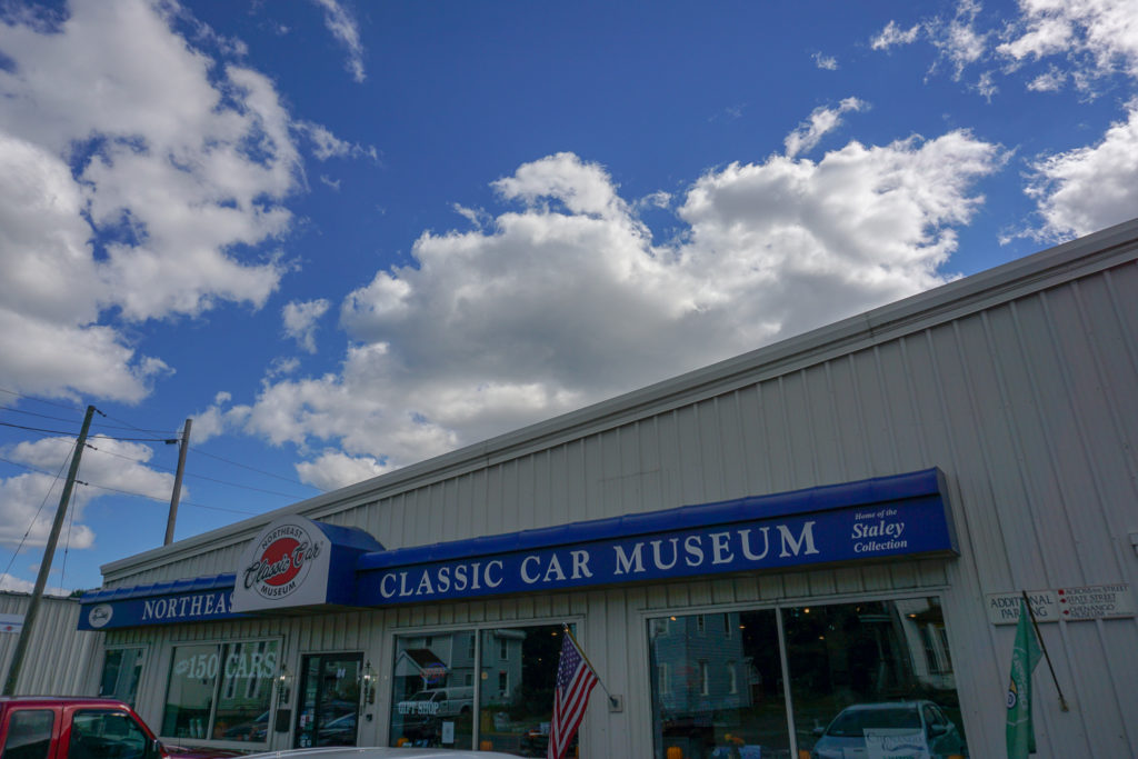 Northeast Classic Car Museum in Norwich, New York, Chenango County